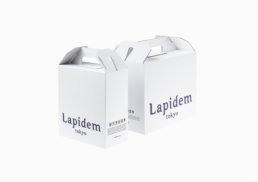 Lapidem Deliverly Box